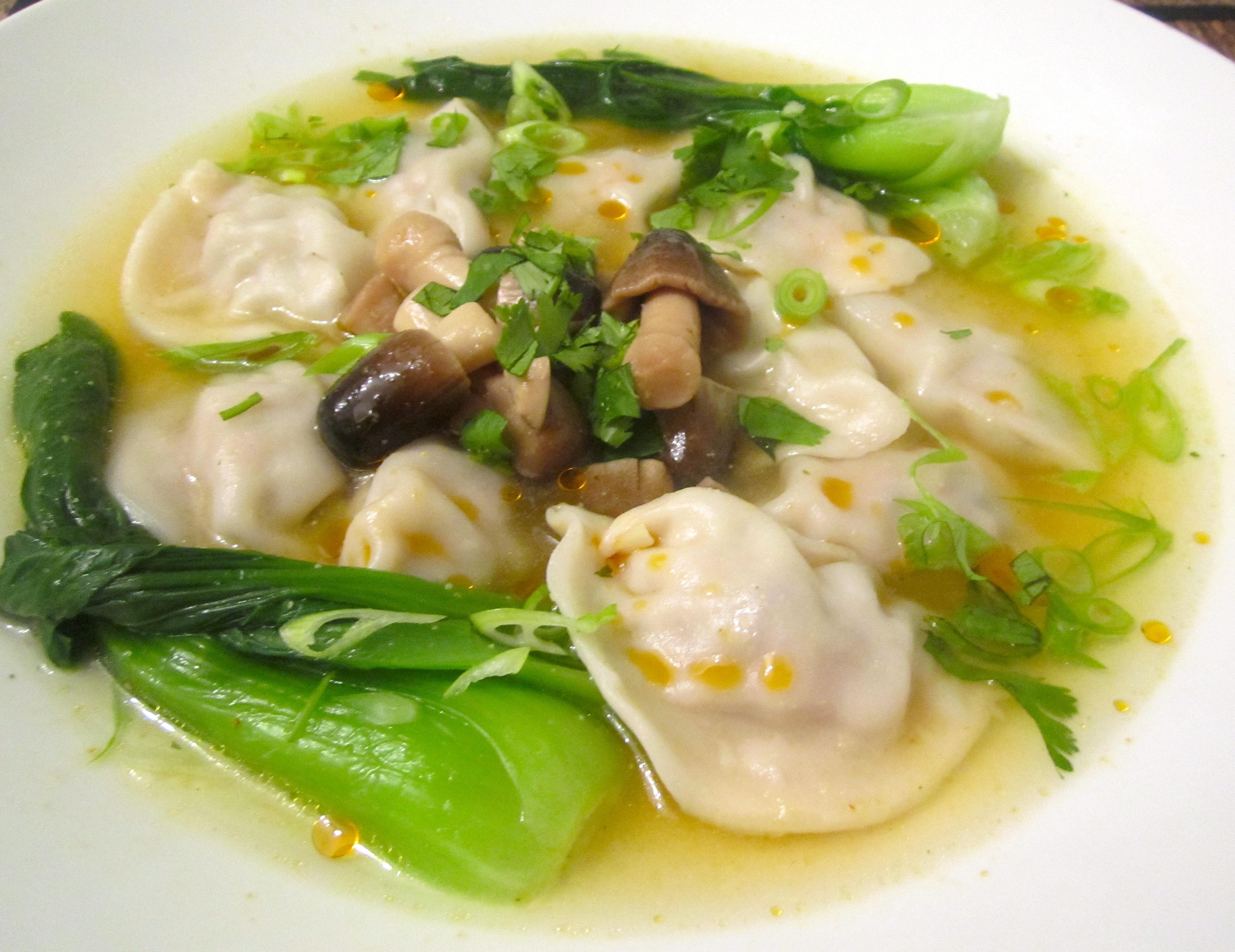 ... pork dumpling soup sprinkleofhappiness pork dumpling soup recipe
