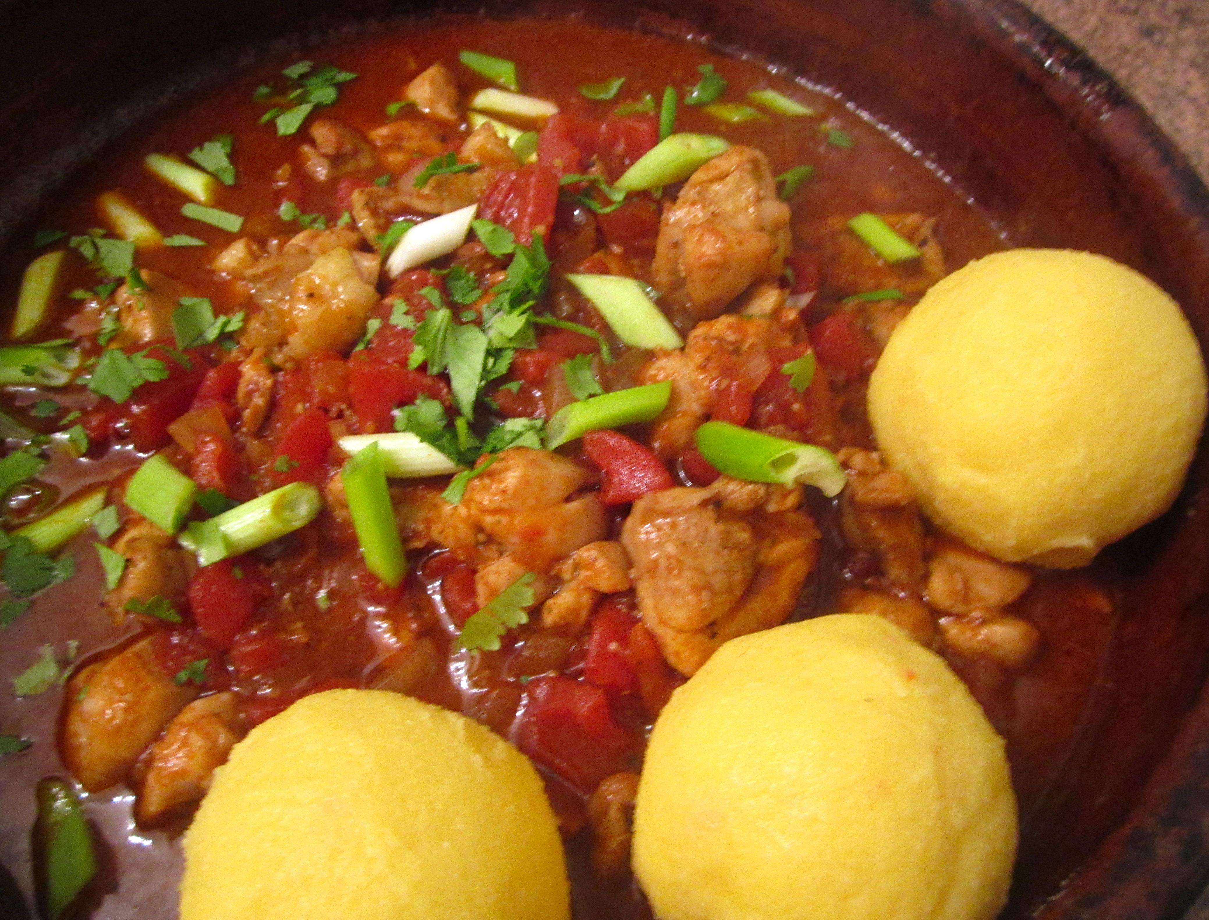 Sadza ne nyama ye huku zimbabwean porridge with chicken stew sadza ne nyama ye huku zimbabwean porridge with chicken stew chefsopinion forumfinder Gallery