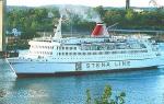 Stena Line, Ferry - Sweden : England