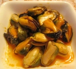 Mussels & Chili Oil Vinaigrette