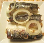 Pickled Sardines & Onions