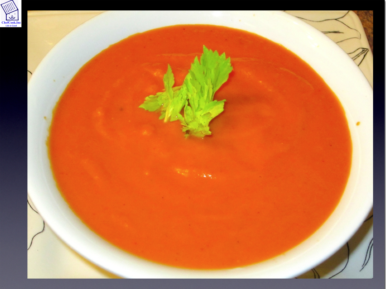 Tomato Bisque | Chefsopinion