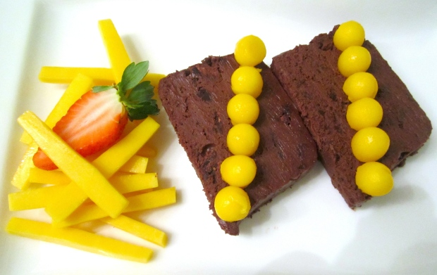 Chocolate & Mascarpone Terrine