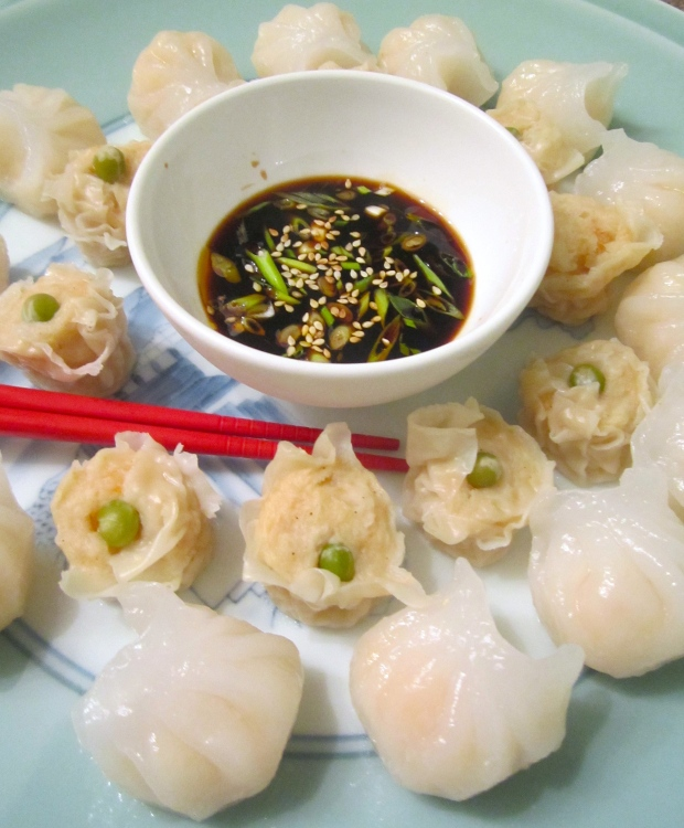 Har Gow, Siew Mai & Dipping Sauce