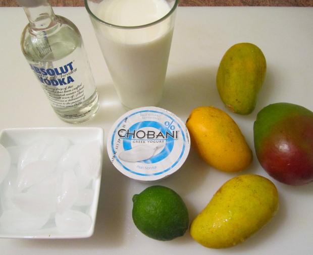 Indoor Sunshine: Vodka & Mango Smoothie 3