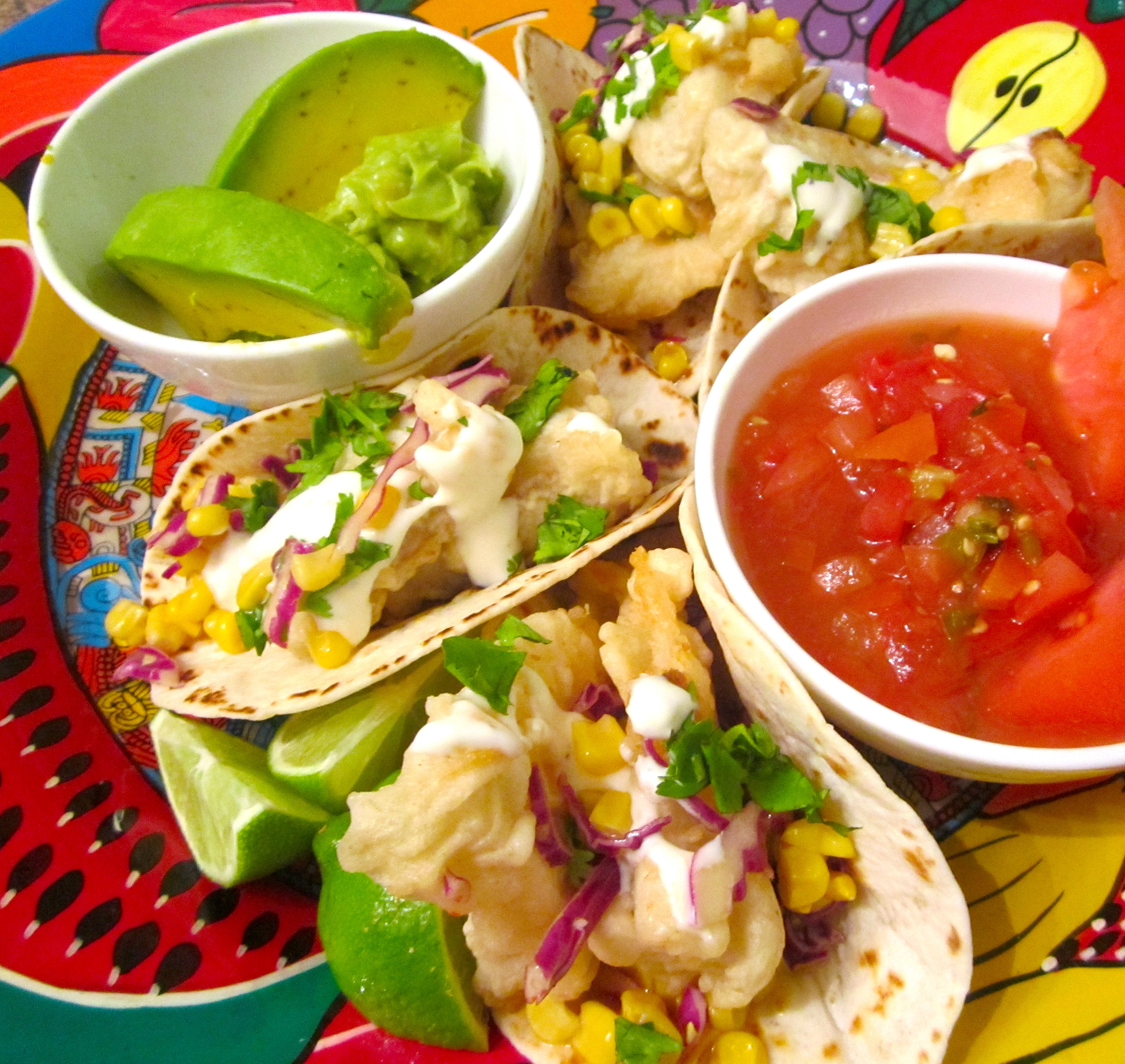 Best fish taco chefsopinion for Good fish for fish tacos