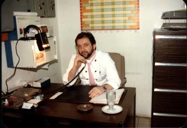 hans susser, singapore, ca 1984