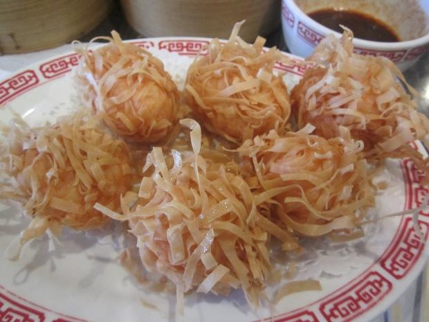 Fried Crab Balls