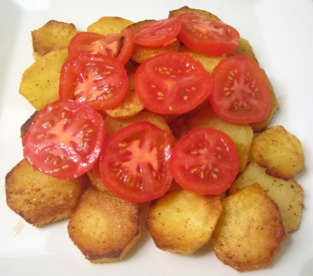 Top With Sliced ptomatoes