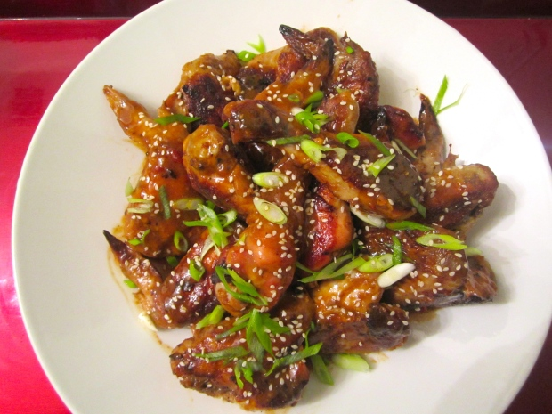 Easy Does It #3 Asian Inspired Chicken Wings And Drummets
