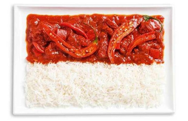 Indonesia -  spicy curries and rice