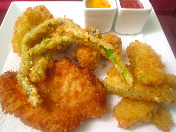 Fried, Fried, Fried, Fried & Fried