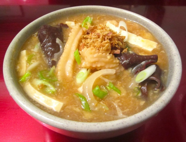 Szechuan Hot & Sour Soup  酸辣汤
