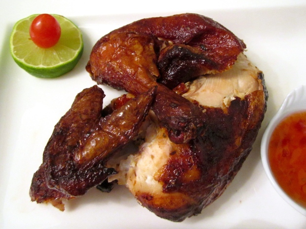 Soy, Ginger & Garlic Glazed Chicken