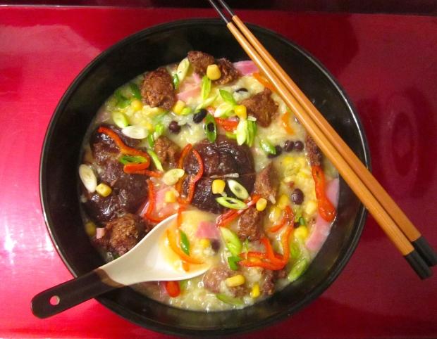 Chicken Liver Congee