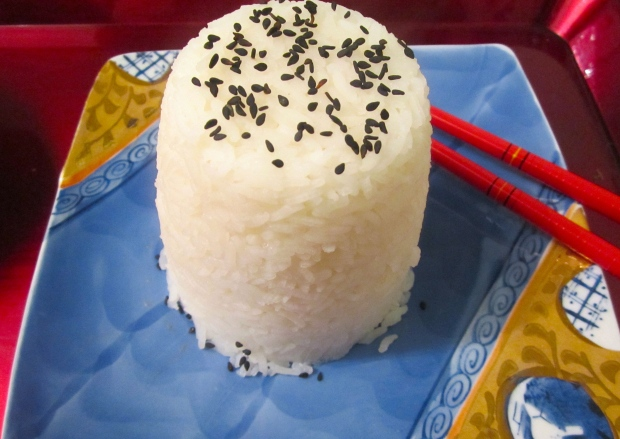 Fan (Chinese Steamed Rice)