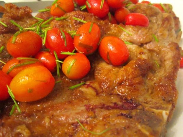 Pork Blade Steak