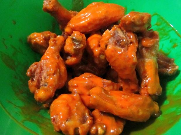 Easy Does It # 17 - Hans' Buffalo Wings