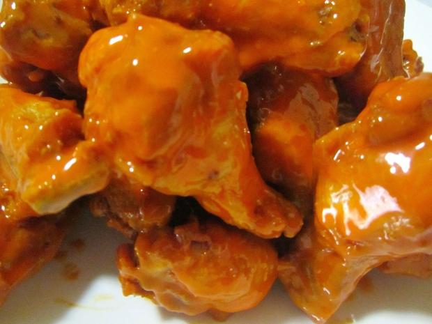Easy Does It # 17  Hans' Buffalo Sauce