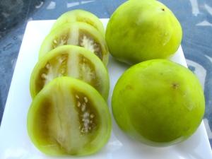 Green Deli Tomatoes