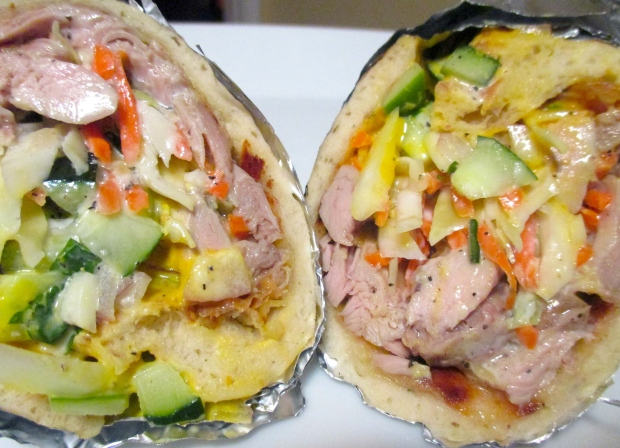 Best Leftover Turkey Sandwich - Ever !
