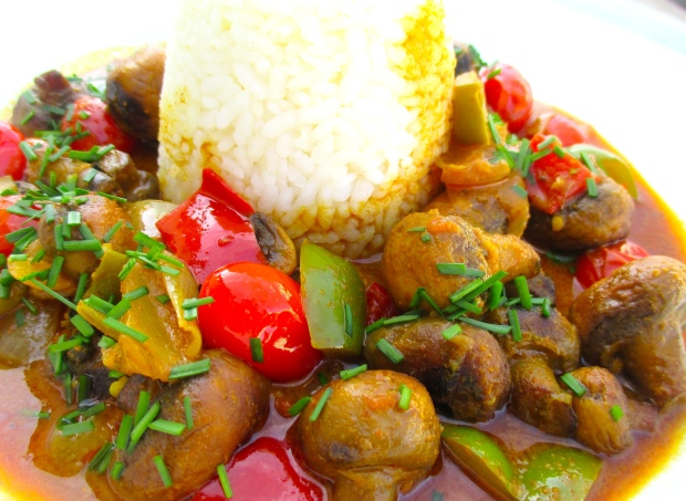 Mushroom / Veggy Curry