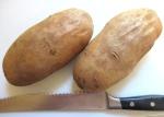 baked idaho potato