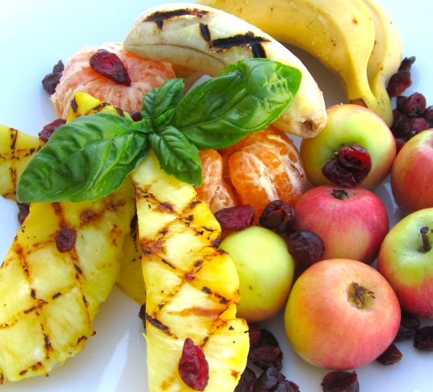 Fresh Fruit & Grilled Fruit and Dried Fruit & Nuts & Berries