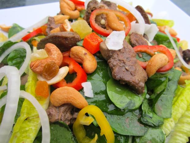 Salad Florentine