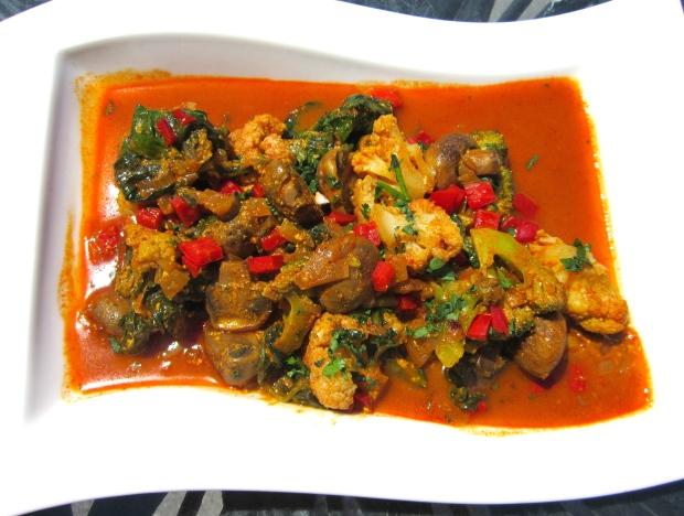 Bombay Vegetables
