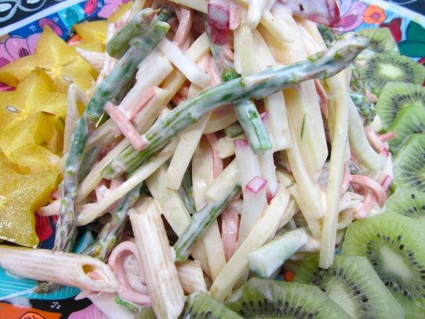 Pasta Salad. Salade De  Pâtes