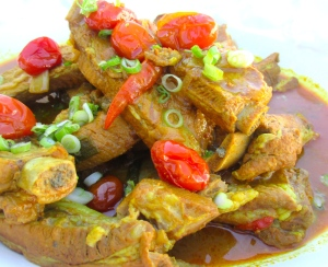 Curry Ribs