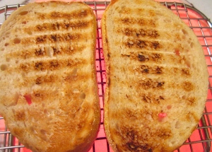 Toast THICK CUT sour dough bread