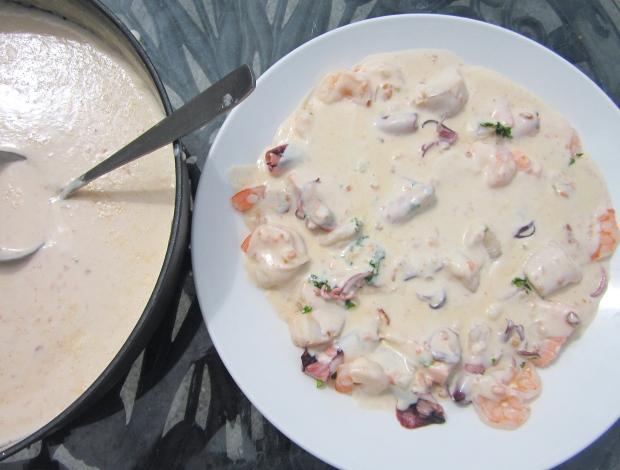 Ahlbecker Meeresfrüchte Suppe