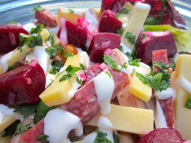 Red Rubies Salad