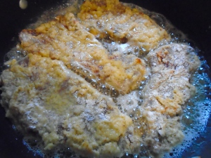 cook in clarified butter