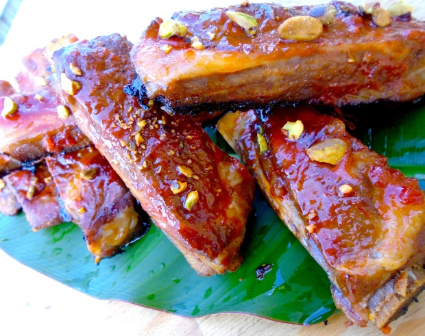 Hans' Buffalo Ribs