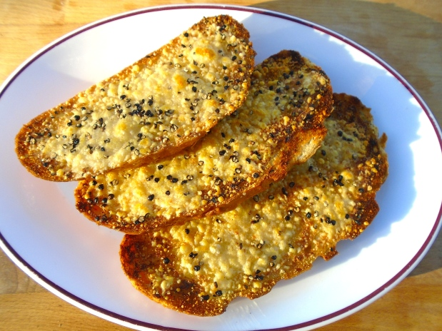 Cheese/Garlic Bread