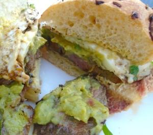 Steak Sandwich - Boss Level