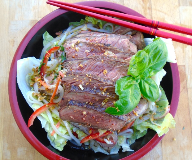 "Steak Salad ""Saigon"""
