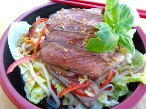 "Steak Salad ""Saigon"""