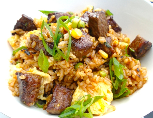 Ultimate Beef Fried Rice