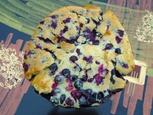 remove pancake to serving platter