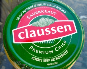use good quality sauerkraut, this one is one of my favorites
