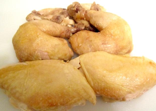 Chicken In Salt Crust