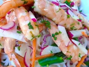 Shrimp & Glass Noodle - Salad