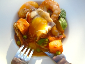 Portuguese Eggs