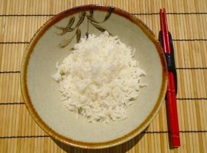 steamed rice (Fan)