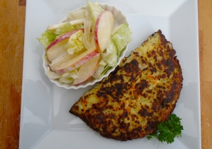 Cheese Rösti (Swiss Hash Browns With Cheese)