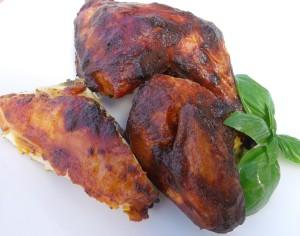 The Ultimate (Faux) Tandoori Chicken